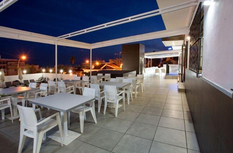 Hotel Natursun - Terrasse