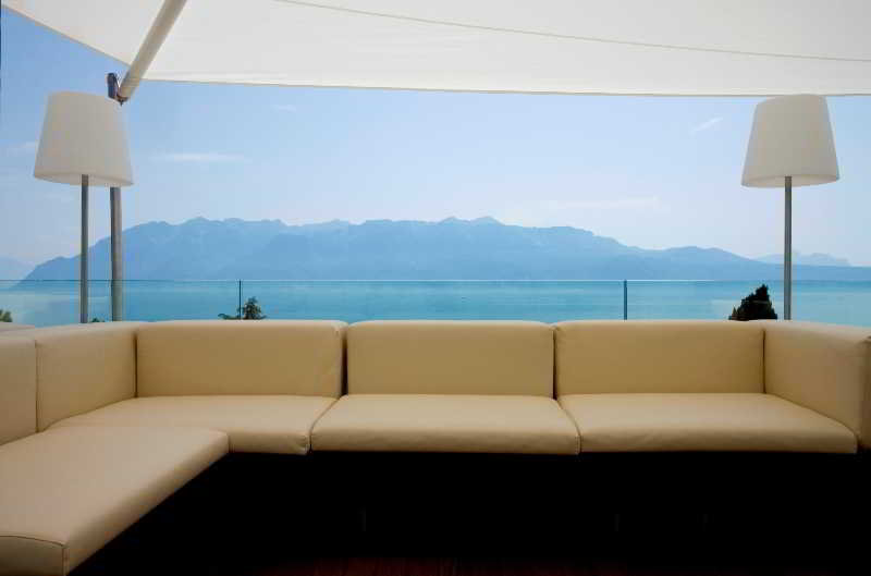 Clarion Collection Hotel Lavaux - Terrasse