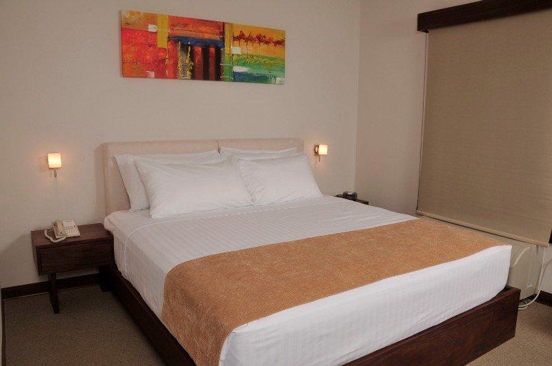 Hotel Hex - Zimmer