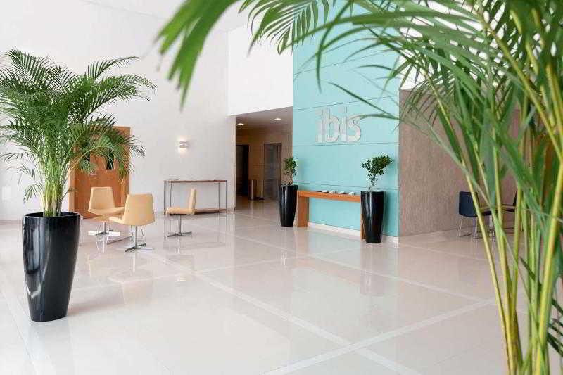 Ibis Abu Dhabi Gate - Diele