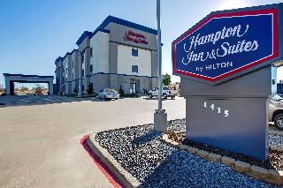 Hampton Inn and Suites…, 1415 West Wilson Street,