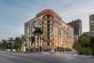 Hampton Inn & Suites…, 3450 Biscayne Boulevard,
