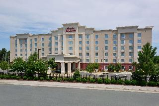 Hampton Inn and Suites Durham-North I-85