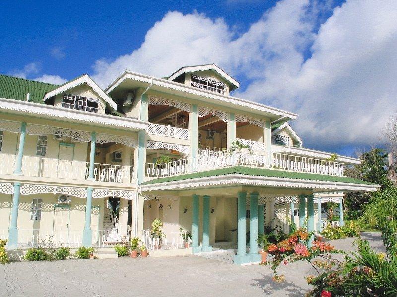 Palm Beach Hotel, Grand Anse Praslin,
