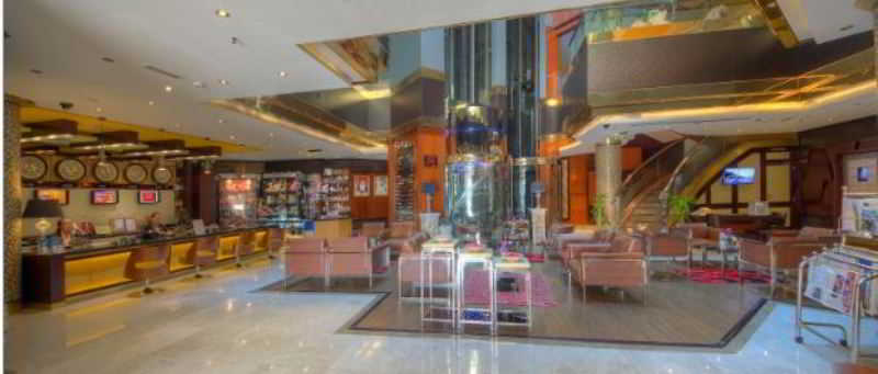 Mango Park Hotel - Diele