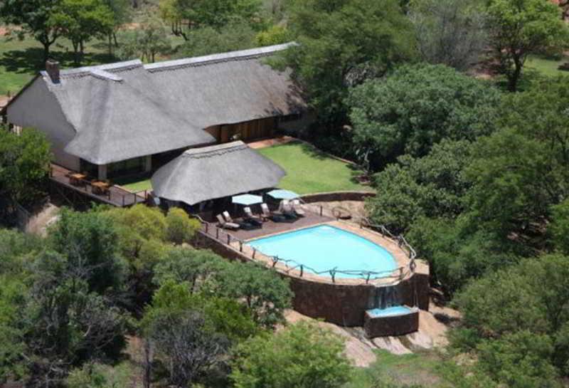 Thaba Khaya Lodge - Generell