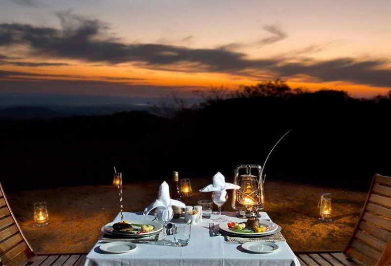 Thaba Khaya Lodge - Restaurant