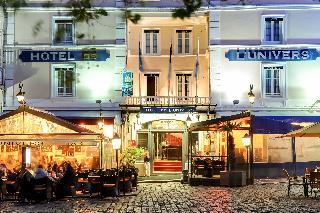 De L'univers Hotel, Place Chateaubriand,12