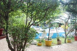 Deep Forest Garden Hotel - Terrasse