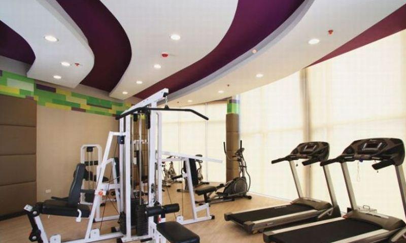 The Exchange Regency Residence Hotel - Sport