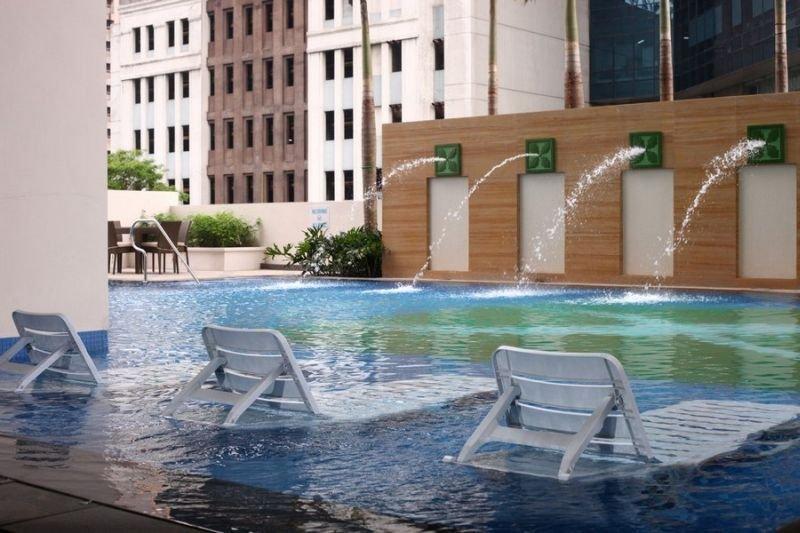 The Exchange Regency Residence Hotel - Pool