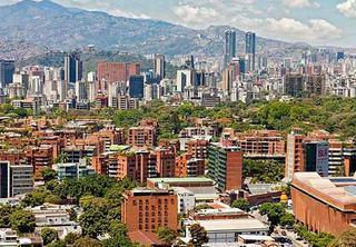 Renaissance Caracas…, Eugenio Mendoza Con Calle…