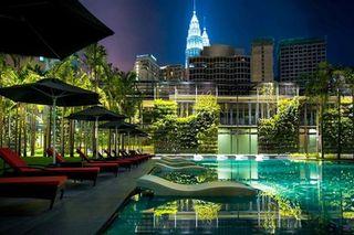 E&O Residence Kuala Lumpur - Pool