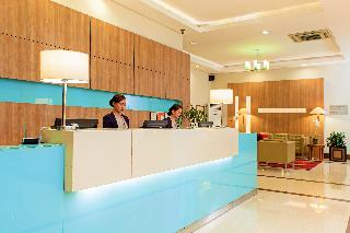 One Pacific Place Serviced Residences - Diele