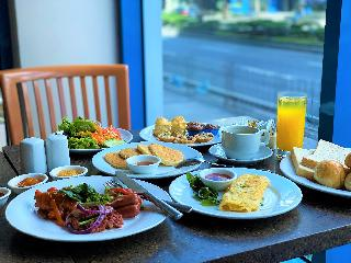 One Pacific Place Serviced Residences - Restaurant