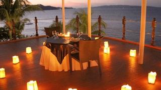 Monaco Suites De Boracay - Restaurant
