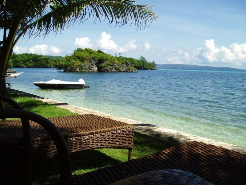 Paradise Bay Resort Boracay - Strand