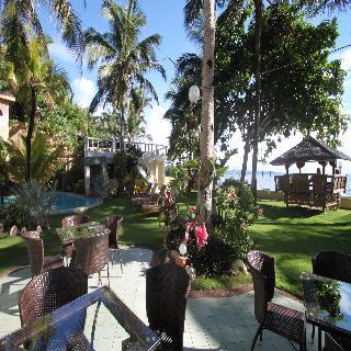Paradise Bay Resort Boracay - Terrasse