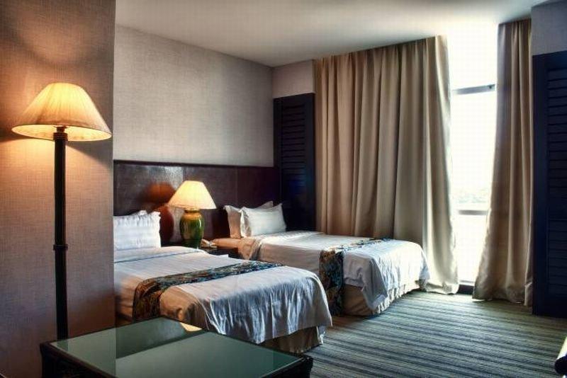 KK Times Square Hotel - Zimmer