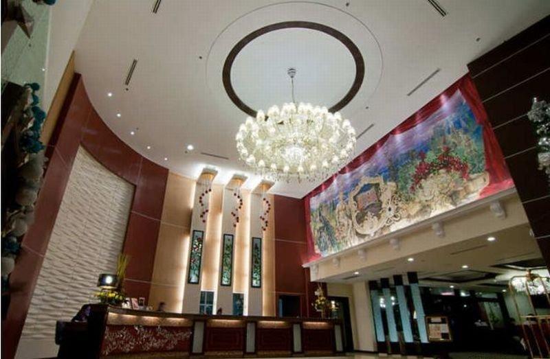Hotel Elizabeth Cebu - Diele