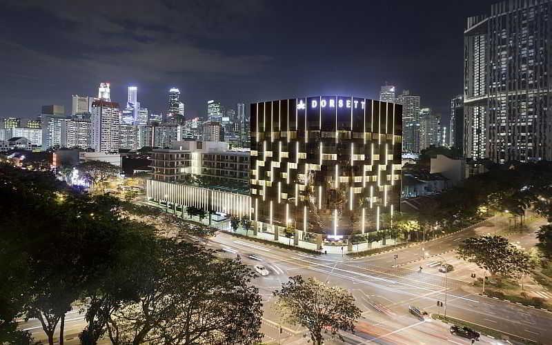 Dorsett Singapore - Generell