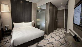 Dorsett Singapore - Zimmer