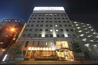 Shin-Osaka Station Hotel…, 1-15-2, Higashi-nakajima,…