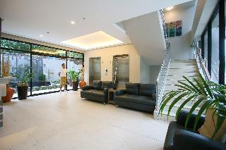 Estacio Uno Boracay Lifestyle Resort - Diele