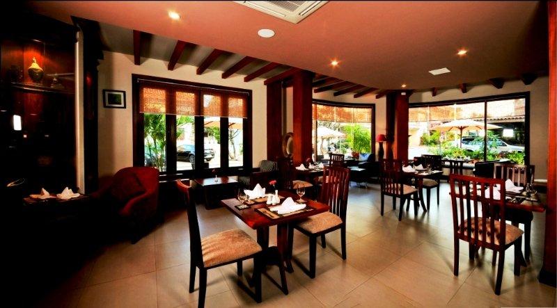 Salana Bouqitue Hotel - Restaurant