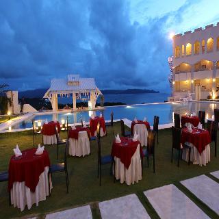 Boracay Grand Vista Resort and Spa - Restaurant