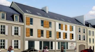 Appart Hotel Quimper…, Rue De Locronan,6-8