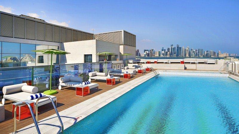 Four Points by Sheraton Doha - Pool