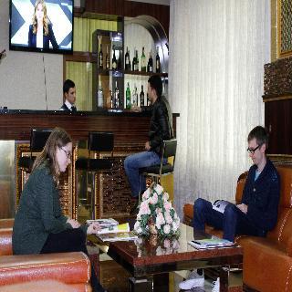 Safran Hotel - Diele