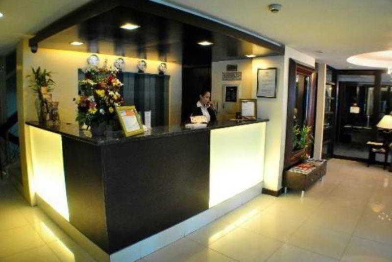 Fersal Hotel Bel-Air - Diele
