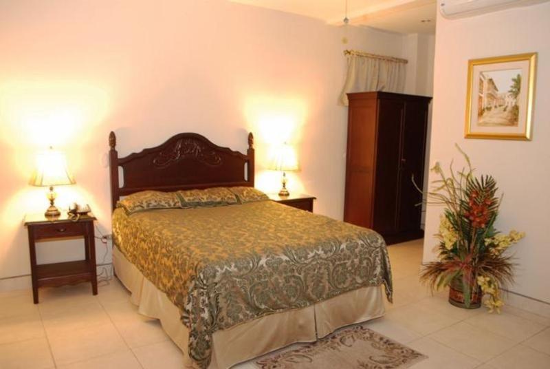 Internacional Managua - Zimmer