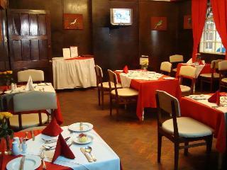 Oakwood Hotel, Kimathi Street, 00100 Nairobi,