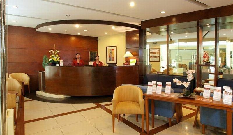 New Horizon Hotel Manila - Diele