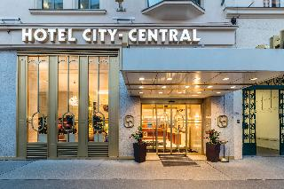 City Central Hotel - Generell
