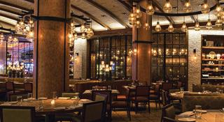 Atlantis Harborside Resort - Restaurant