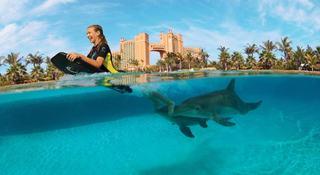Atlantis Harborside Resort - Strand