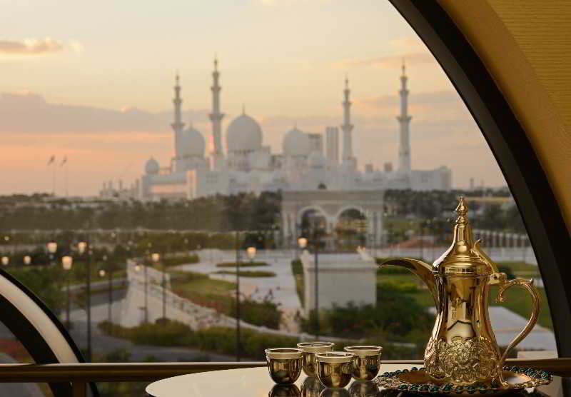 The Ritz-Carlton Abu Dhabi, Grand Canal - Diele