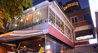 Eagle Hotel, Adress/ Street Sami Frasheri,…