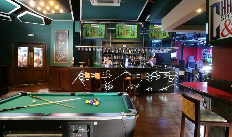 Chelsea Plaza - Bar