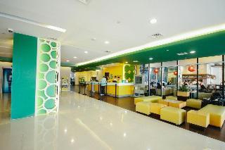 Go Hotels Mandaluyong - Generell