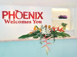 Phoenix Hotel - Diele