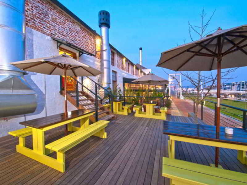 The Turbine Boutique Hotel and Spa - Generell