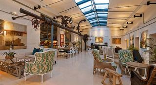 The Turbine Boutique Hotel and Spa - Diele