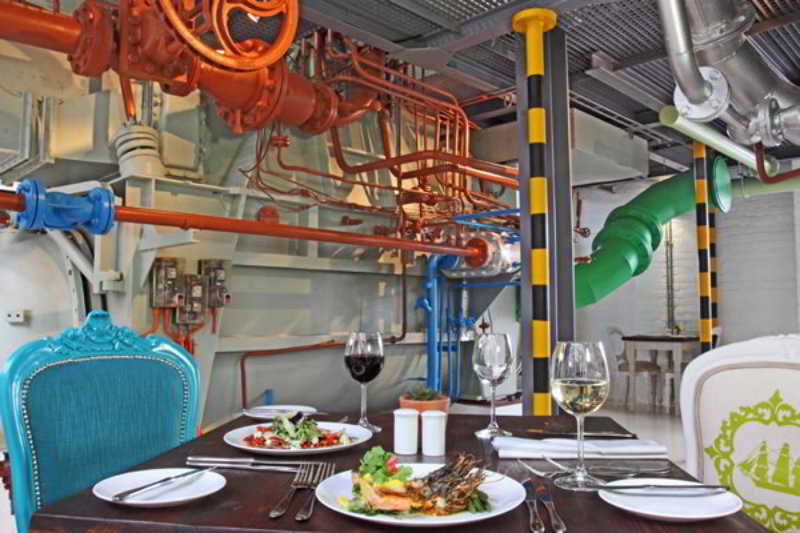 The Turbine Boutique Hotel and Spa - Restaurant