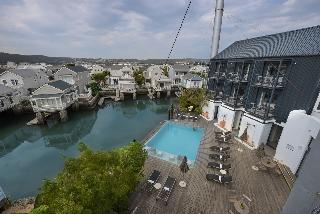 The Turbine Boutique Hotel and Spa - Terrasse