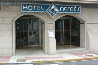 Nordes Hotel, Avda. Da Mariña,57